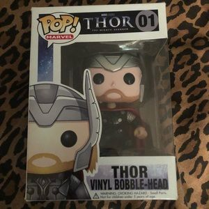Vaulted Funk POP! #01 Thor Vinyl